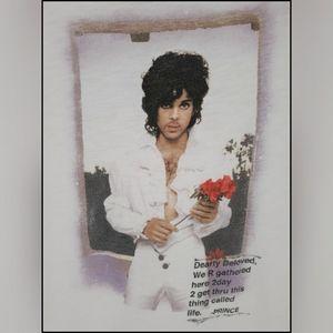 Prince Tops - Prince T-shirt